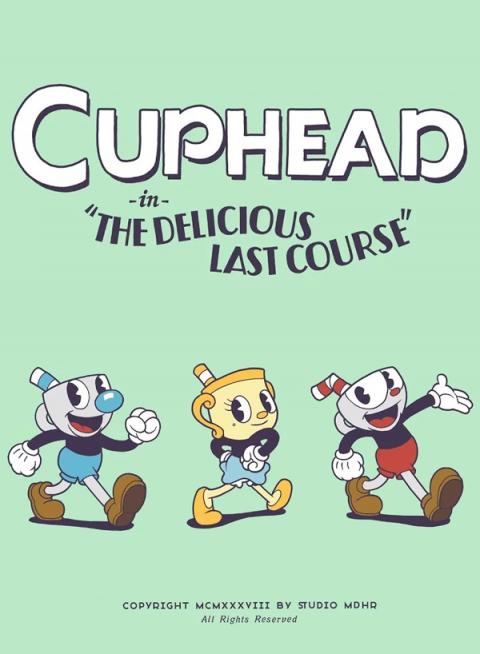 Cuphead : The Delicious Last Course sur PC
