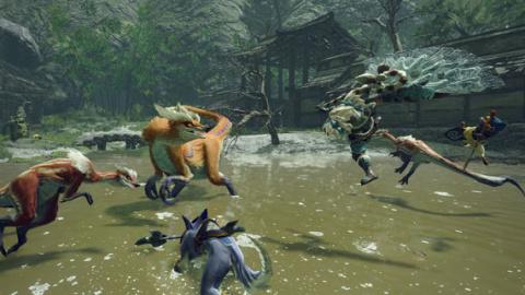 Monster Hunter Rise : la version PC se laisse approcher dès aujourd'hui, tous les détails !