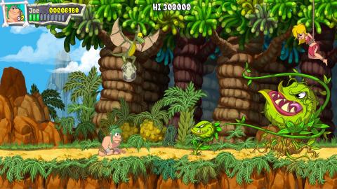 Joe & Mac : Microids annonce le remake d'un jeu culte des années 90