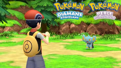 Pokémon Diamant Étincelant / Perle Scintillante : un changement majeur du gameplay fait polémique, et il va falloir faire avec