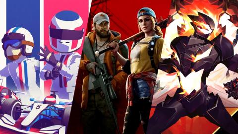 Steam : Course, Action, Beat'em all... 5 jeux à faire ce week-end