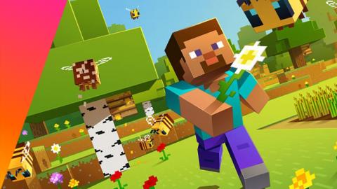 Minecraft : Un speedrunner finit le jeu en un temps record… les yeux bandés !