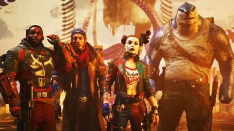 Suicide Squad : du sang, du fun et Superman dans un nouveau trailer déjanté