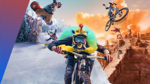 Riders Republic : Ubisoft nous détaille les piliers du jeu - Reportage JV