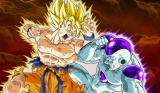 Dragon Ball Xenoverse : Sangoku affronte Freezer
