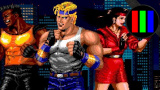 Cover - Streets of Rage