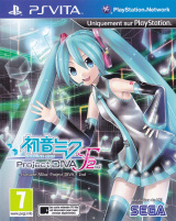 Hatsune Miku : Project Diva f 2nd (E...