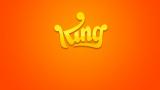 Le cours de l'action de King en baisse
