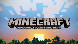 Minecraft windows 10 - Les 5 premières minutes de gameplay