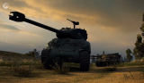 World of Tanks détaille le Sherman M4A1