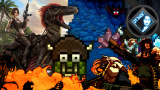 JT indé - Ark, Broforce, Dungeon of the Endless...