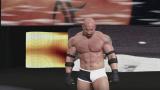 WWE 2K17 : Goldberg se lance sur le ring