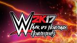 WWE 2K17 : un pack inédit avec de nouveaux mouvements