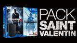 Bundle PlayStation 4 : Nathan et Lara fêtent la Saint Valentin