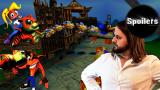 Spoilers : Maxime remonte le temps et nous raconte l'histoire de Crash Bandicoot 3