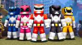 Les Power Rangers investissent Minecraft avec un nouveau DLC