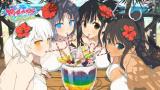 Senran Kagura Peach Beach Splash, le Splatoon PEGI18 sur PS4