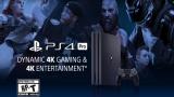 PS4 Pro : Un trailer pour vanter la 4K dynamique