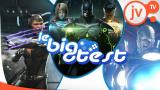 Le Big Test : Silent_Jay, Ken Bogard et Carole Quintaine s'affrontent sur Injustice 2