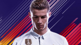 FIFA 18 : Cristiano Ronaldo entre sur le terrain
