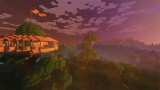 Minecraft : Le Super Duper Graphics Pack montre ses textures 4K