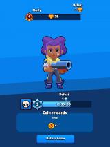 Combien de trophées sont nécessaires pour chaque niveau des personnages ?