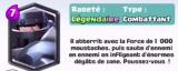 Carte Méga chevalier : présentation et statistiques détaillées