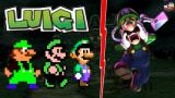 Retro Découverte - L'histoire de Luigi