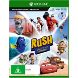 Rush : A Disney Pixar Adventure