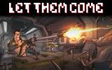 Let Them Come : Des pixels sur les murs