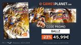 News bon plan : Profitez de Dragon Ball FighterZ à -23%