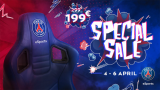We Are Fans : 100€ de réduction sur le siège PSG eSports