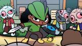 The Swords of Ditto : Le Zelda-like qui compte les jours et érige les tours