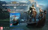 Le divin Kratos est de retour dans God of War avec la Wootbox