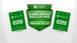 Xbox Live Gold : 3 mois achetés = 3 mois offerts !
