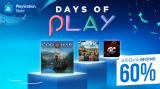 PS Store : Ne ratez pas les offres des Days of Play !