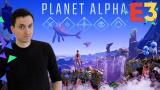 Planet Alpha : Plate-forme et infiltration sur une planète très lointaine - E3 2018