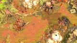 Warparty présente un univers sauvage et bestial.