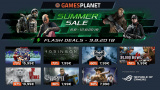 Suite des soldes Gamesplanet et R-Type collector disponible chez Reference Gaming !