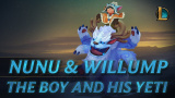 League of Legends : Refonte de Nunu