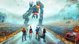 Generation Zero : L'homme face à la machine