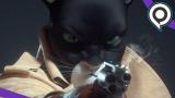 Blacksad: Under the Skin - Pendulo (Runaway, Yesterday...) s'essaye au jeu narratif - gamescom 2018