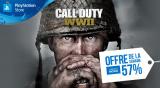 PS Store : Call of Duty WWII est l'offre de la semaine !