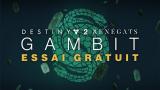 PS Store : Découvrez gratuitement le mode Gambit de Destiny 2 dès ce soir !