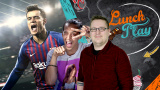 Lunch Play : 100% foot avec PES 2019 et Fifa 19