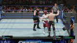 WWE 2K19 : Un combat mouvementé en direct du Smackdown