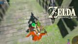 Zelda Breath of the Wild : un nouveau bug pour voler à une vitesse délirante découvert, comment le reproduire ?