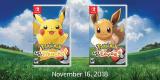 Pokémon Let's Go, Pikachu / Évoli - un nouveau trailer à l'approche de la sortie