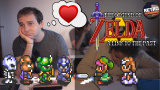 Rétro Découverte : The Legend Of Zelda : A Link to the past