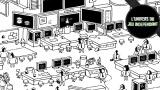 L'univers du jeu indépendant : Hidden Folks, un jeu de recherche franchement chouette !